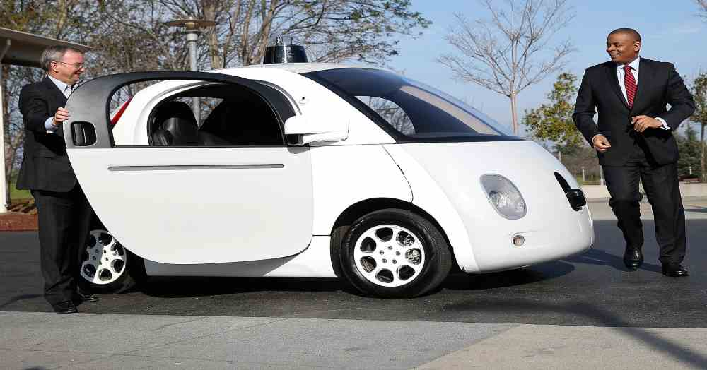 Google Car Emergency Light Detection Technology