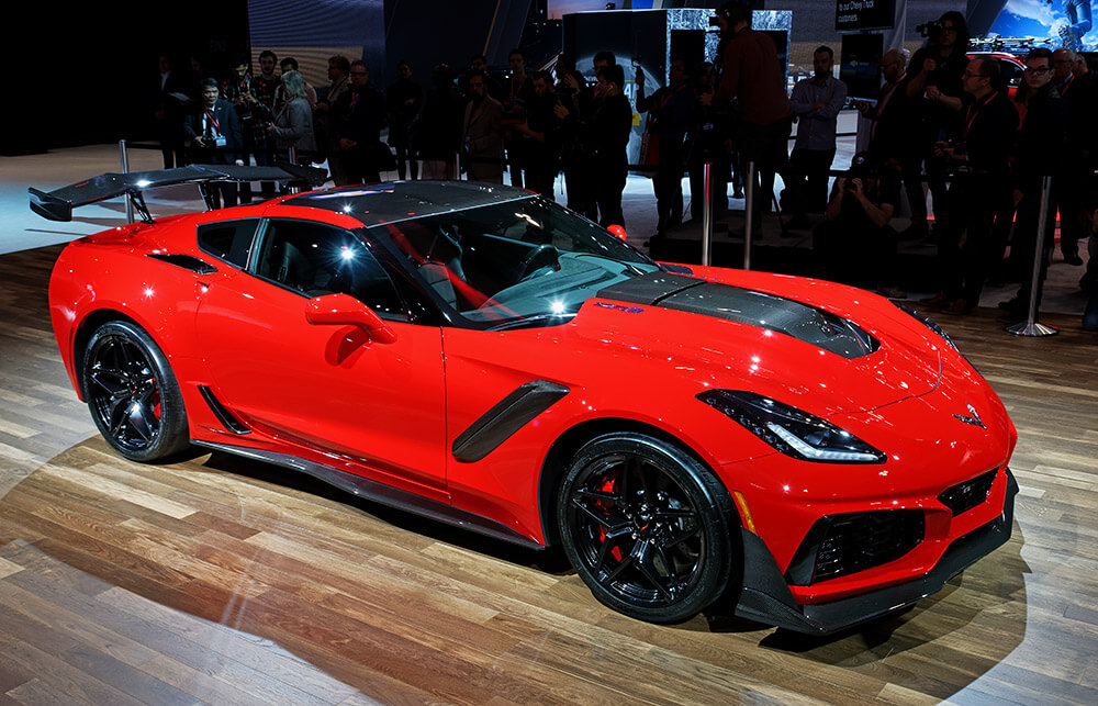 Chevy Facts About 2019 ZR1