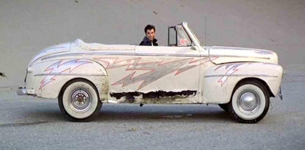 Grase Cars Driven by John Travolta