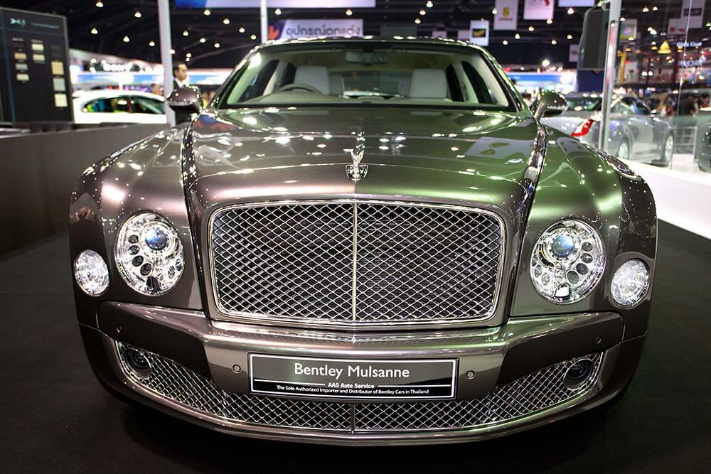 Lil Wayne's Car Collection 2012 Bentley Mulsanne Black