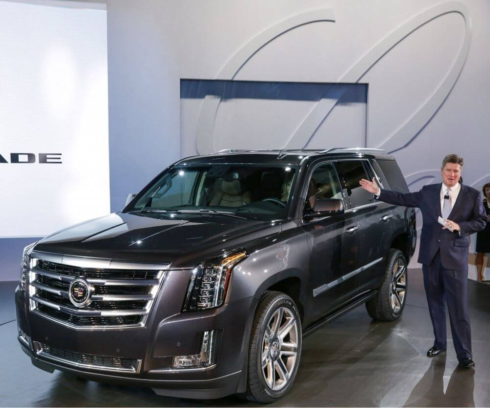 Cadillac Escalade Ext 2017 >> 5 Best Luxury Trucks That'll Knock You Off Your Feet - ShearComfort Automotive Blog