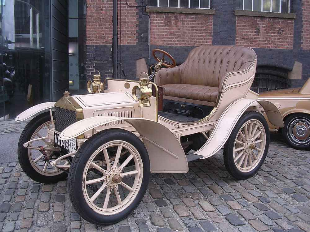 vintage cars 1904 rolls royce