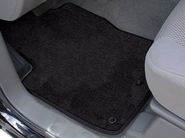 Custom Endura Carpet Floor Mats Match Your Factory