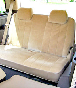 Mossy Oak Seat Covers >> Velour Seat Covers - Original Look Cloth Seat Covers