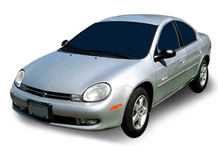 Chrysler Neon seat covers