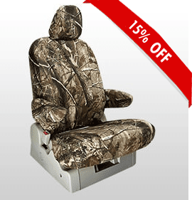 Realtree Camo Truck Seat Covers