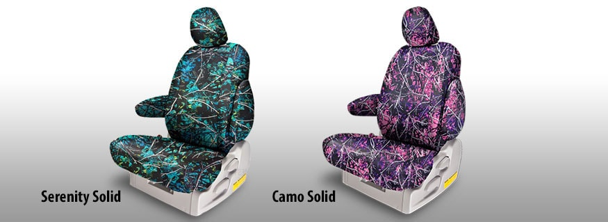 Muddy Girl and Serenity Seat Covers