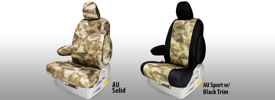 A-TACS Camo Seat Covers
