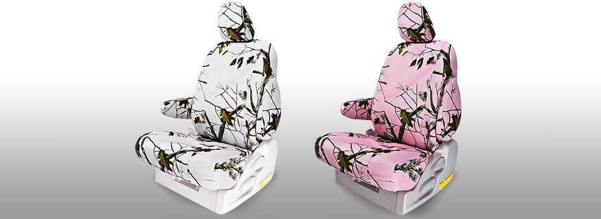 Realtree Camo Seat Covers