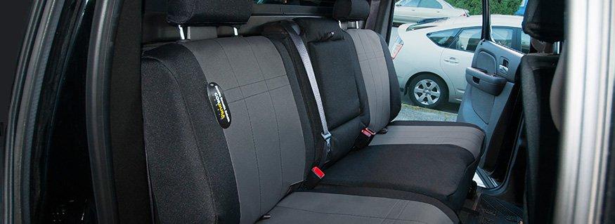 Cordura Waterproof Seat Covers By ShearComfort