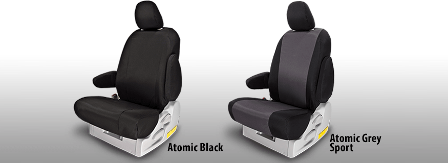 atomic pro tect seat covers designed for ultimate protection. Black Bedroom Furniture Sets. Home Design Ideas