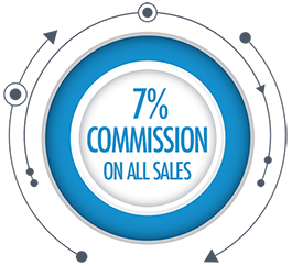 7% Commission Rate