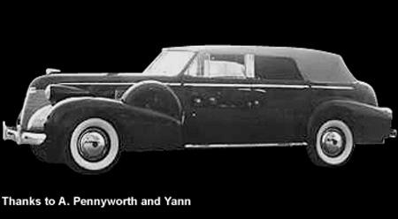 1943 Old Batmobile