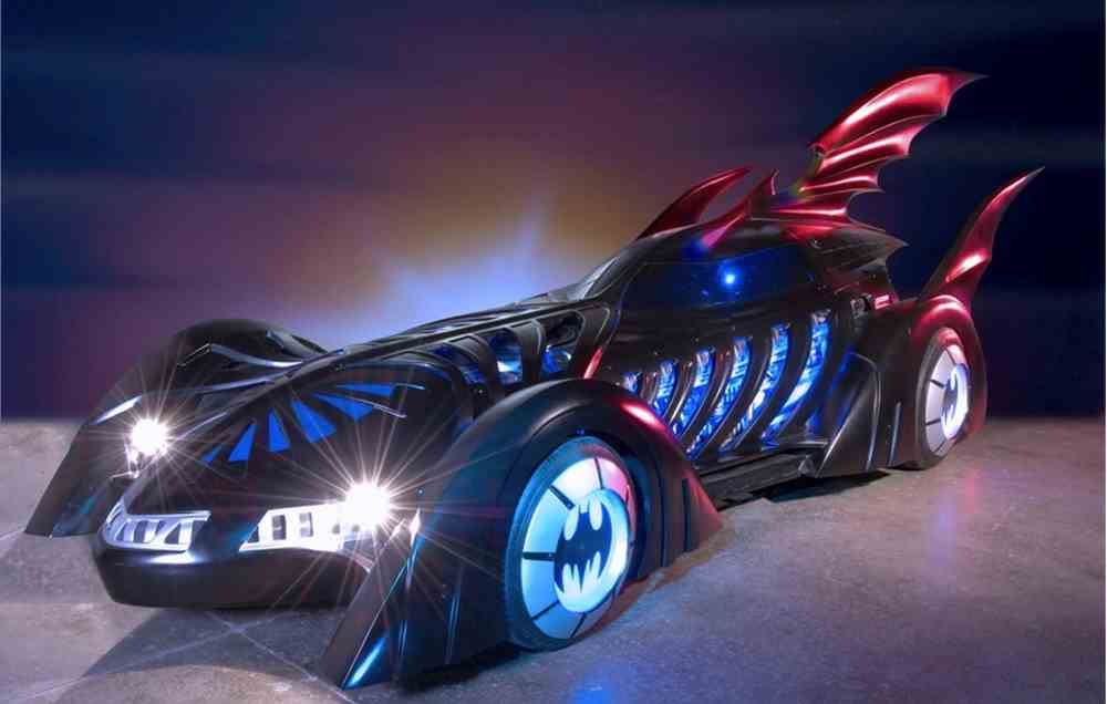 Val Kilmer's Batmobile