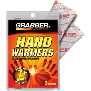 Grabber Hand Warmers Car Accessory