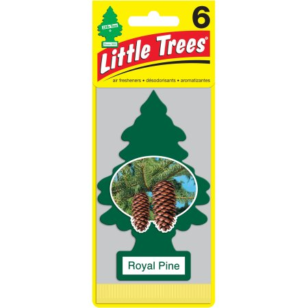 LIttle Tree Royal Pine Air Freshner for Your Car