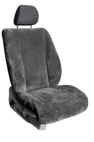 Winter Car Accessories Sheepskin Seat Covers