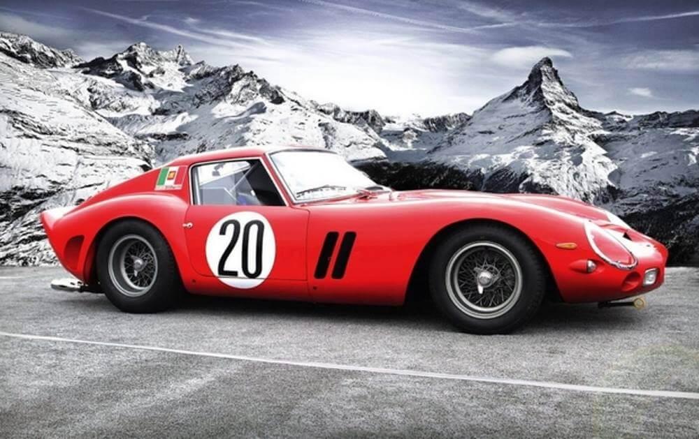 Most Expensive Ferrari 250 GTO
