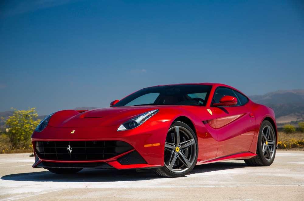 Best Ferrari F12Berlinetta
