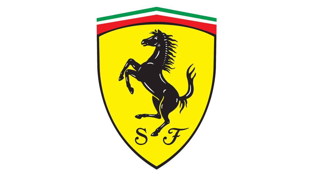Ferrari 70 Brand Logo