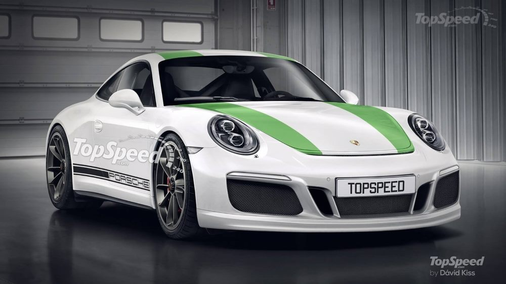 The Super Light, Super Fast 2016 Porsche 911R