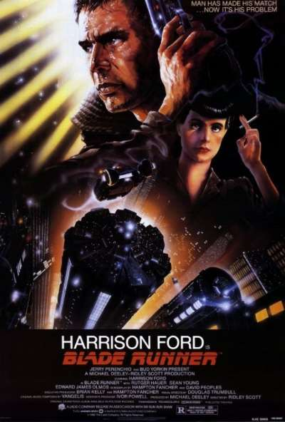 Blade Runner Harrison Ford