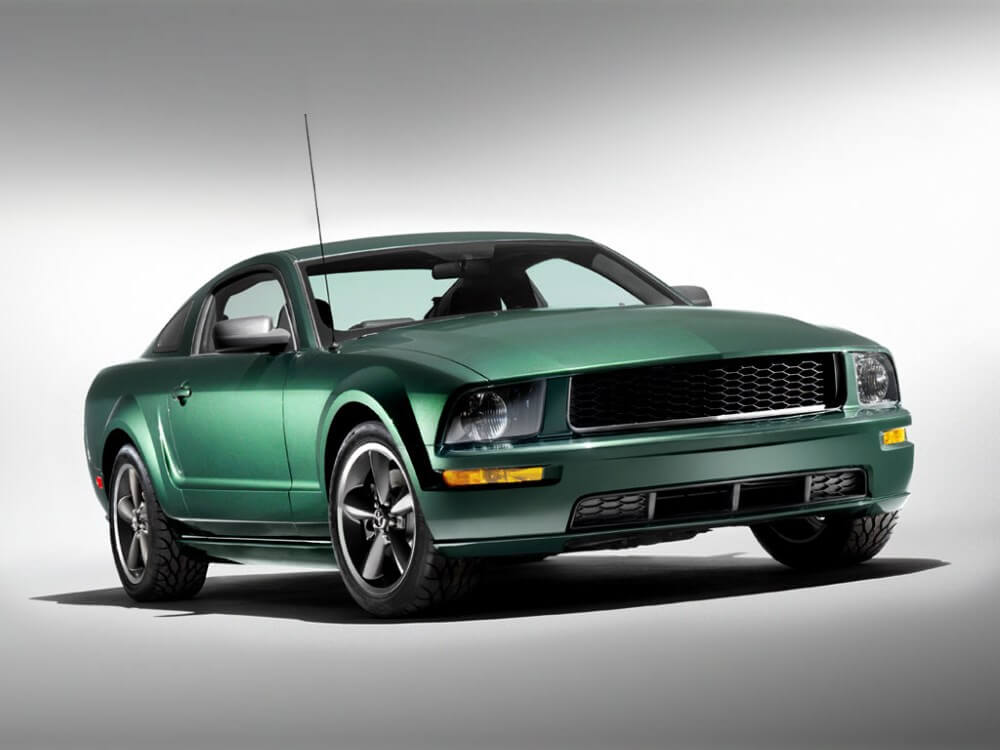 2008 Mustang Gt 0 60 >> Ford Reviving the Bullitt Mustang? Dwayne Johnson Video Leak! - ShearComfort Automotive Blog
