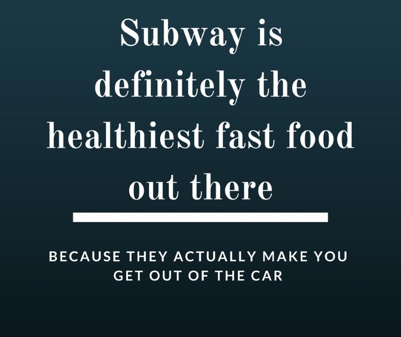 subway joke