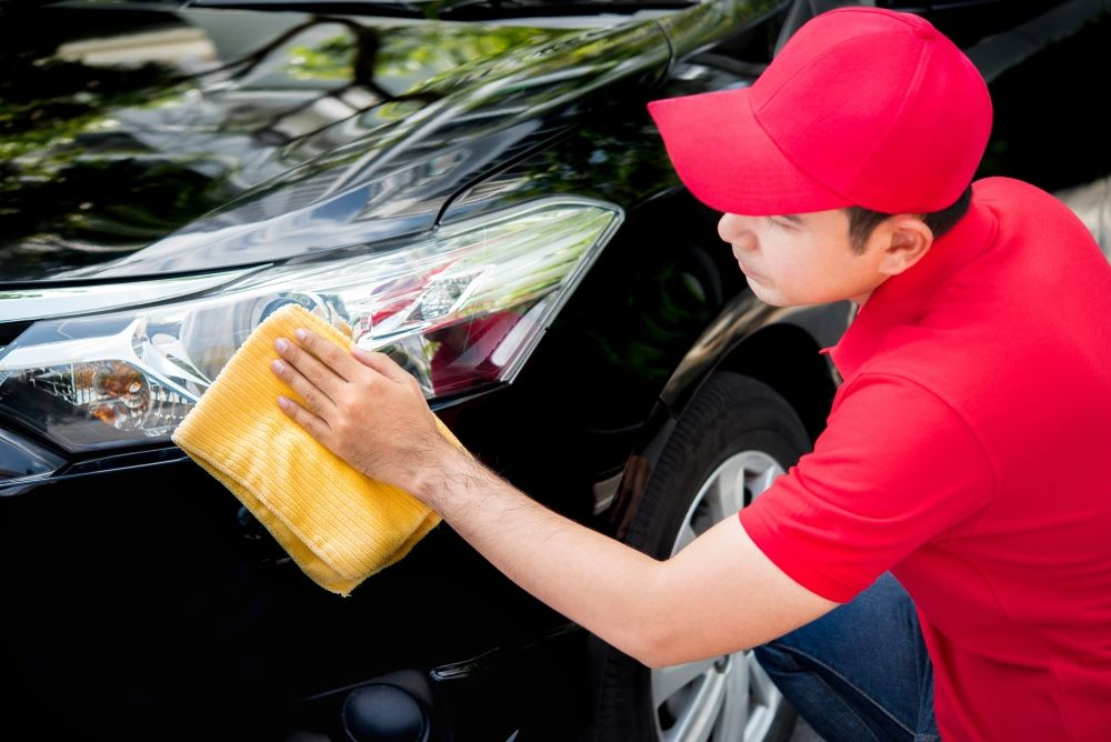 Hire a Pro to Remove Car Odor from Car