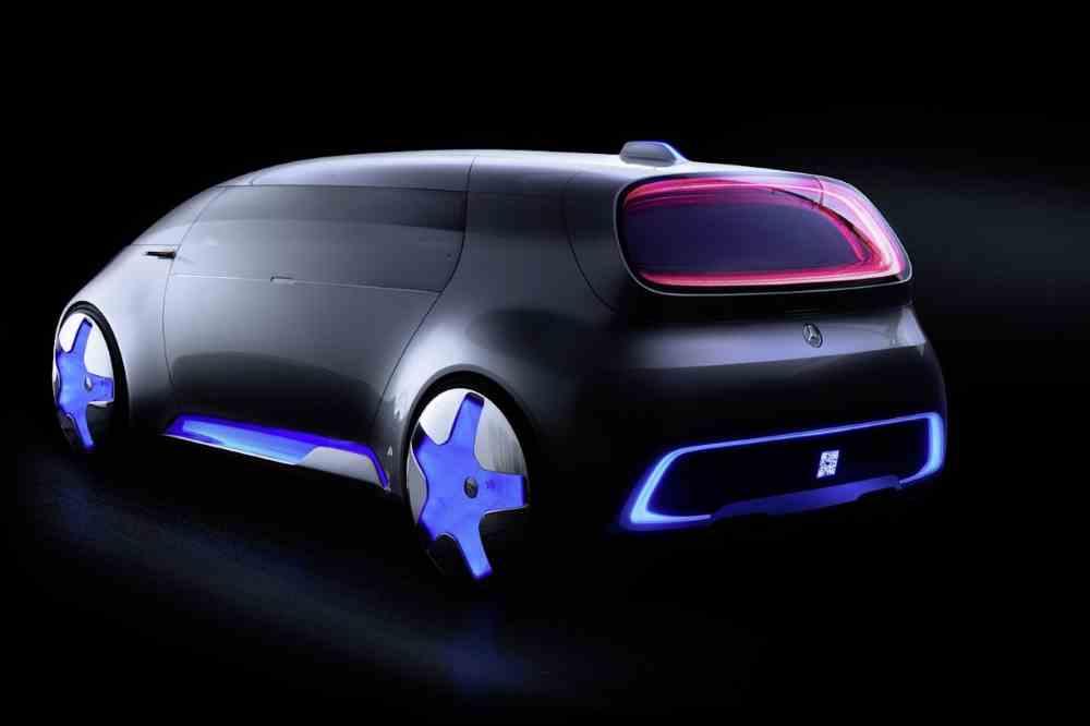 Mercedes-Benz Concept Vans