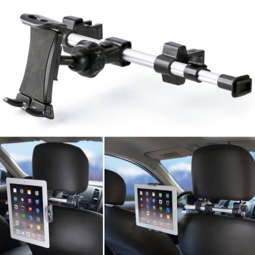 iKross Headrest Mount for iPad and Tablet