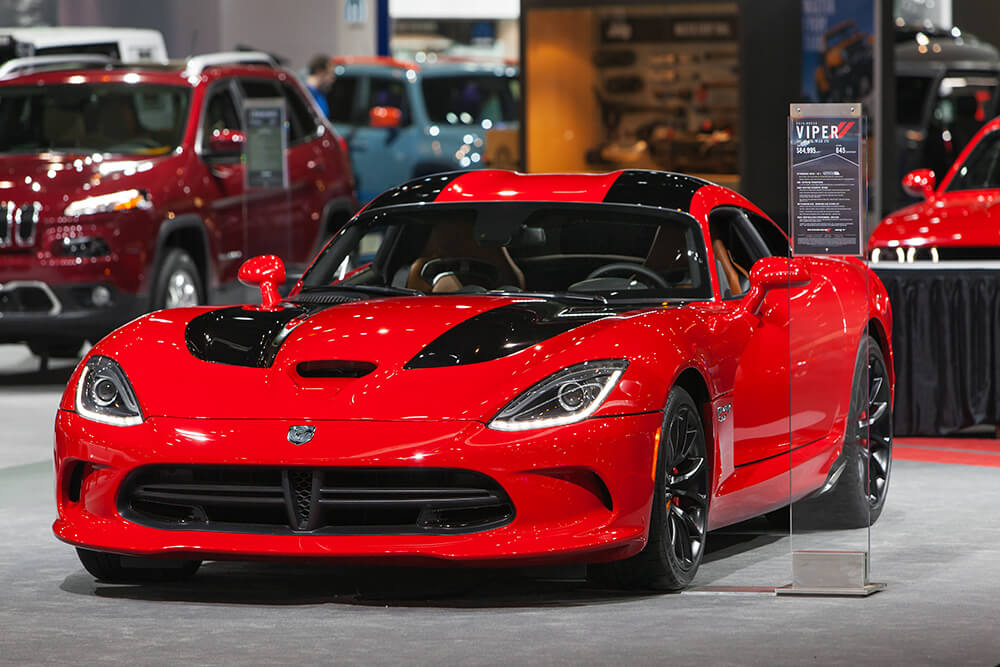 Most Expensive Dodge Viper