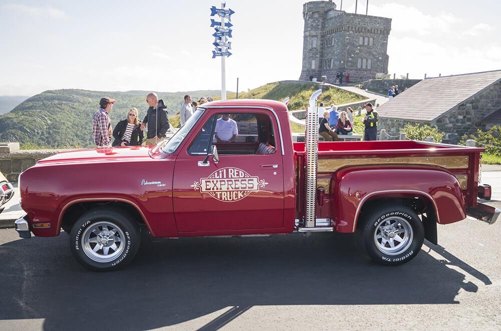 Dodge Lil Express Truck