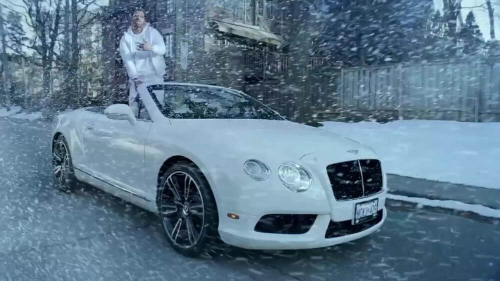 Rap Star Drake Cars Pushing Luxury Performance To The Max