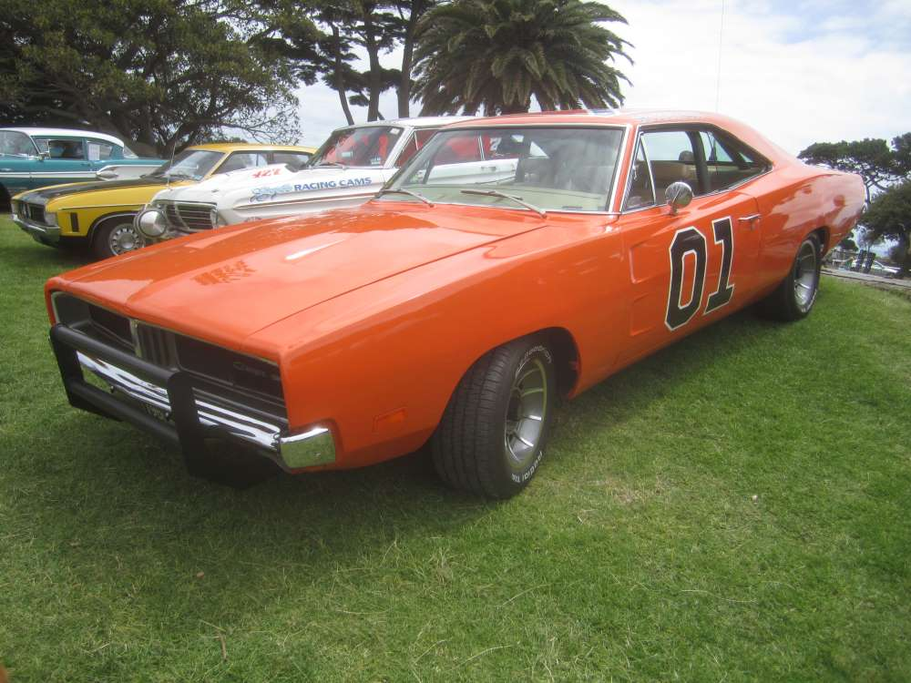 The General Lee Dukes of Hazzard Car