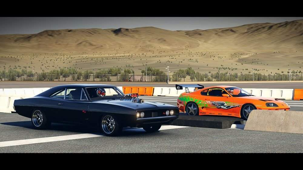 the fate of the furious a cast of fast and furious cars