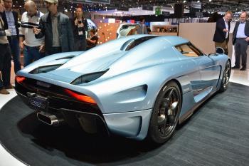 Koenigsegg Hybrid Car