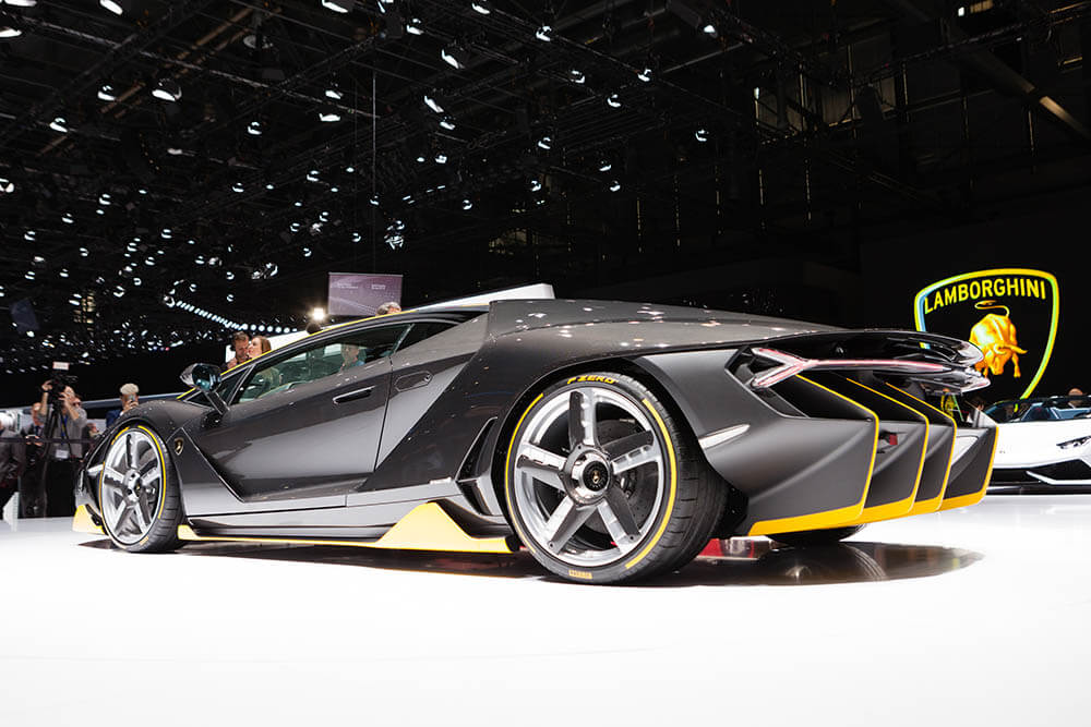 Most Expensive Lamborghini Centenario