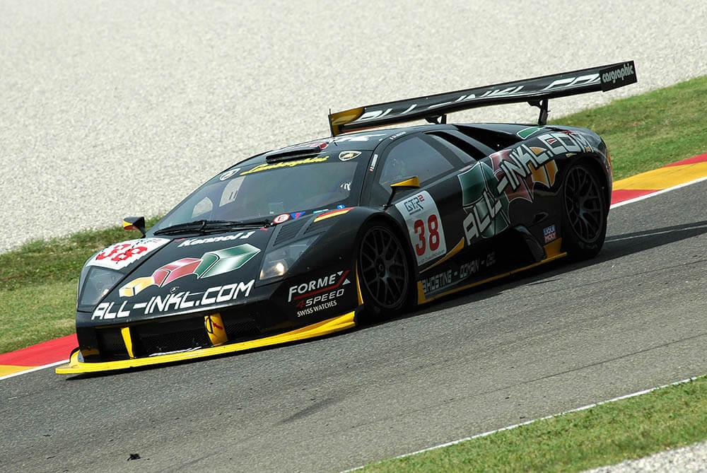 Lamborghini Murcielago Top Speed