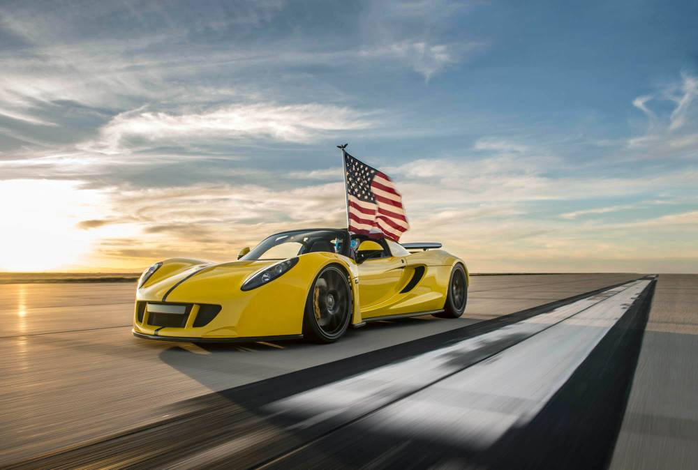Fastest Car on Earth Venom GT