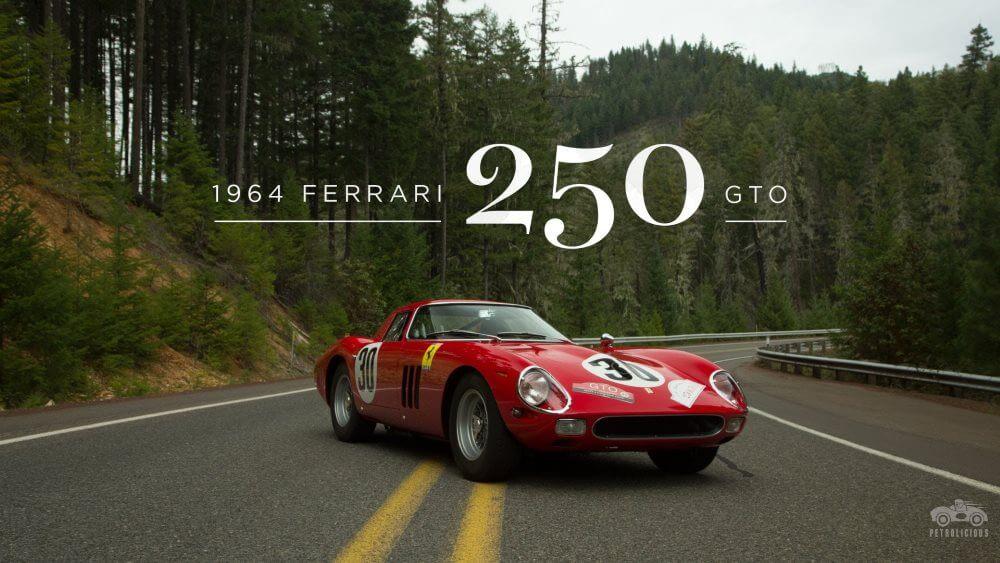 64 Ferrari 250 GTO