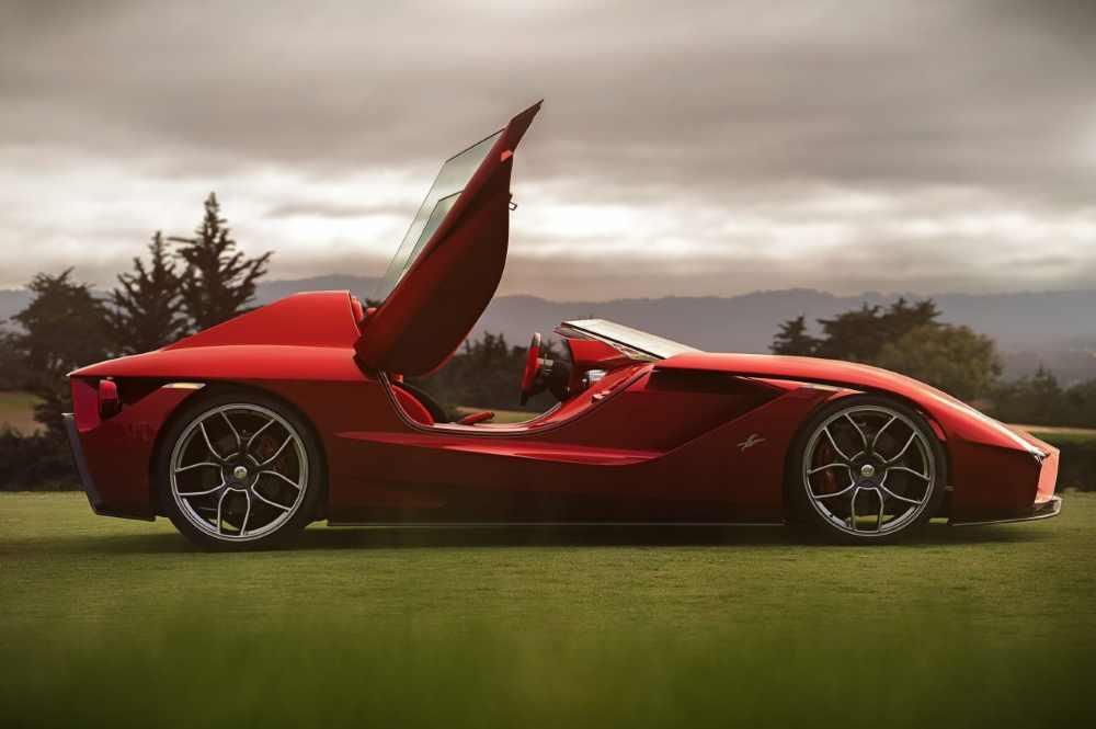 New Whip Car