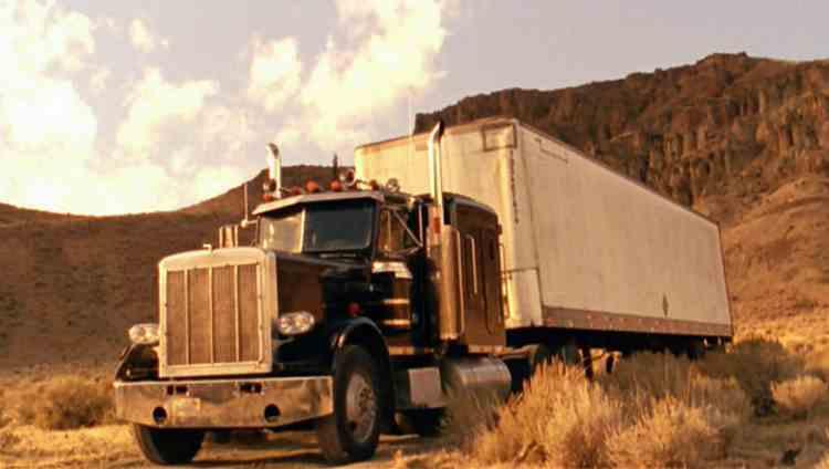 Peterbilt Truck from Joy Ride