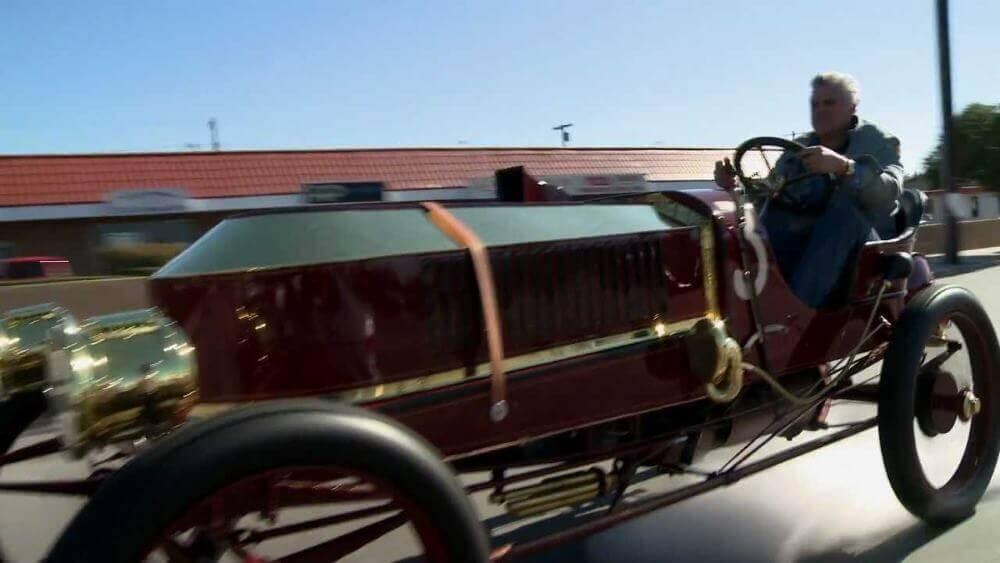 1906 Stanler Steamer