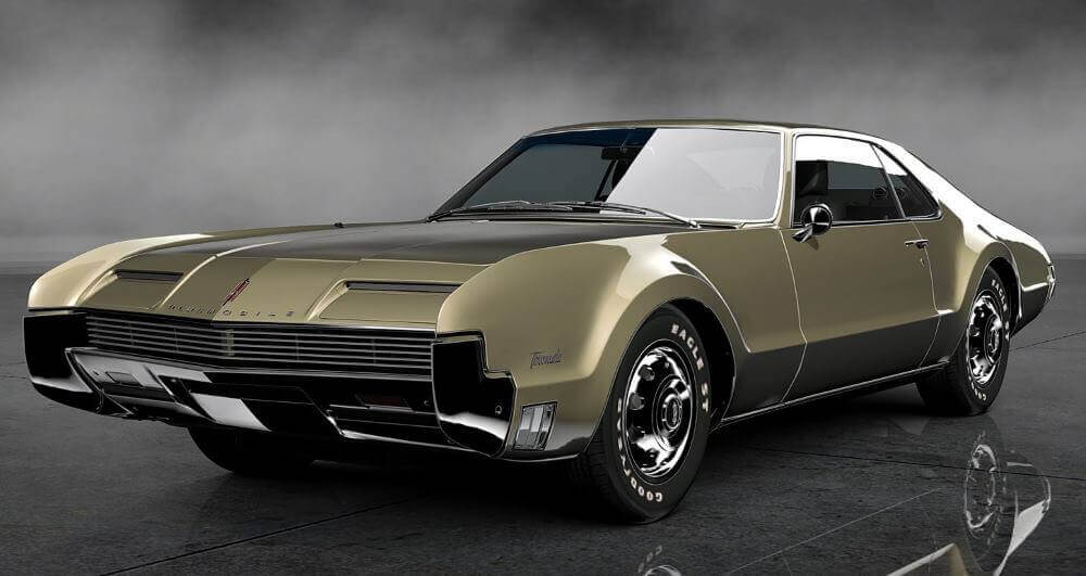 1966 Oldsmobile Toronado from Jay Leno's Car Collection