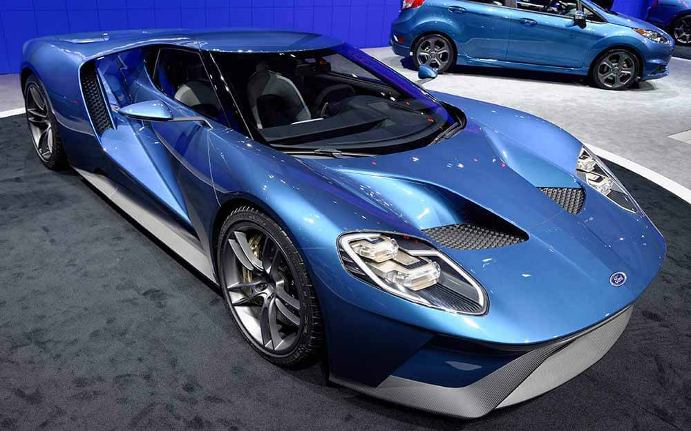 2017 Ford GT Similar to John Cena's Ford GT