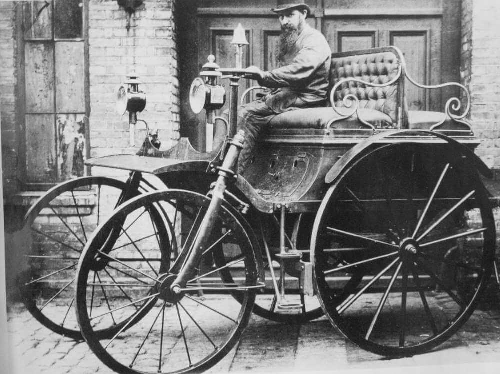 1886 Hammelvognen