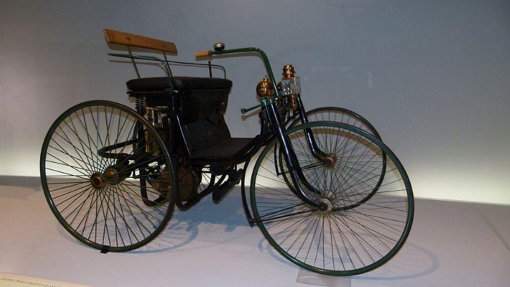 Daimler Stahlrachwagen