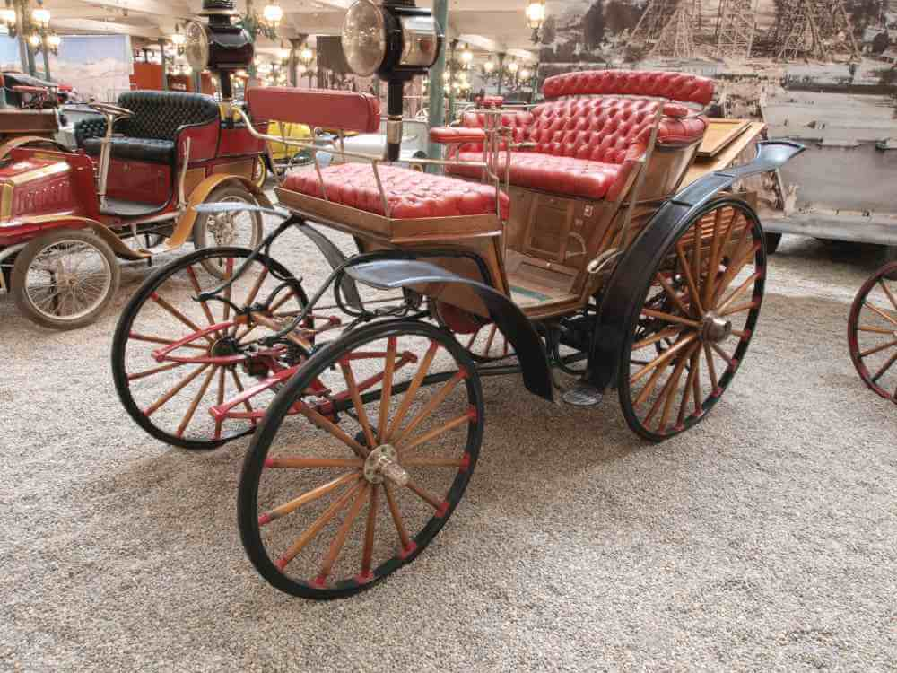 1893 Benz Viktoria