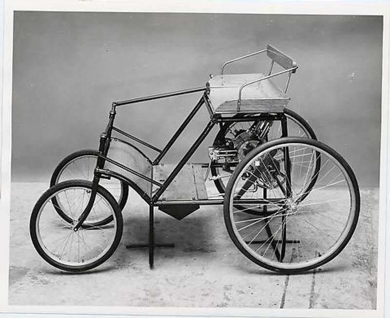 1894 Balzer Car